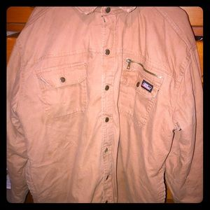 Dickies Hooded Relaxed Fit Button up Jacket XL